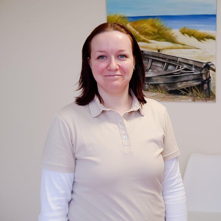 Katja Neumann - Medizinische Fachangestellte